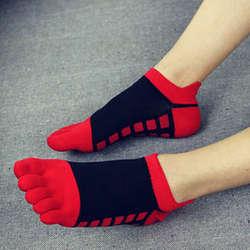 Новый Для мужчин Носки для девочек хлопок Meias пять пальцев Носки для девочек Повседневное носком Носки для девочек дышащая Повседневные