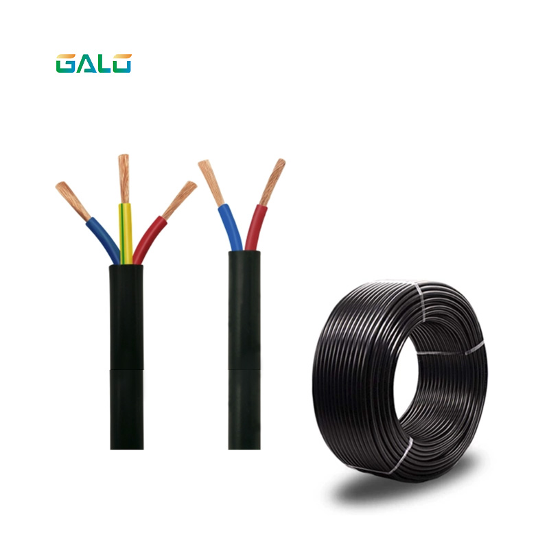 10m 2core Cables For GALO Swing/sliding Gate Opener Home Use Cable