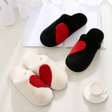 Plush House Slippers Women Home Slippers Winter Warm Indoor floor Shoes bedroom Comfortable Slip on Women Shoes warm все цены