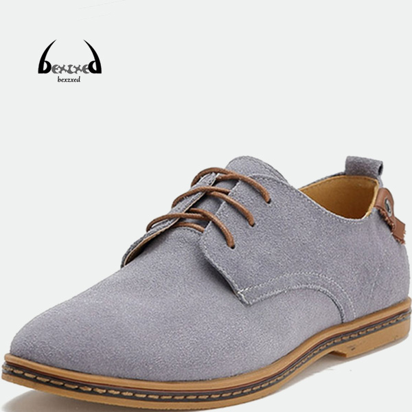 Online Get Cheap Mens Suede Dress Shoes -Aliexpress.com | Alibaba ...