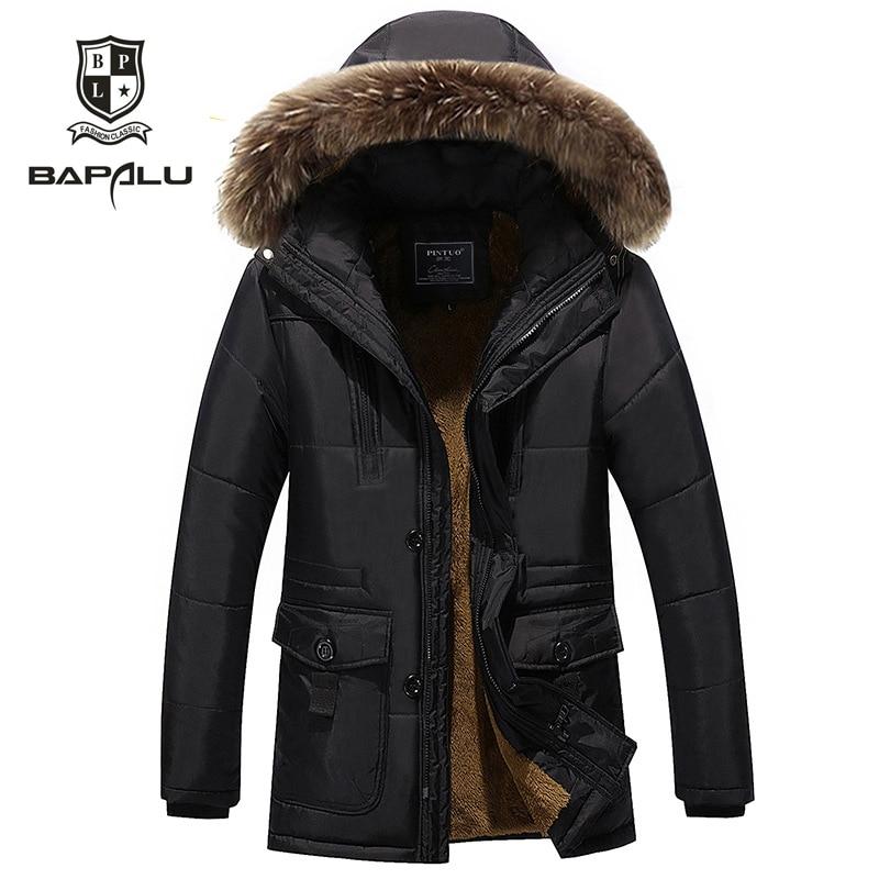 autumn winter new men's coat mens casual lengthened plus velvet thicken warm coat men's Hooded coat jackets size M-4XL 5XL