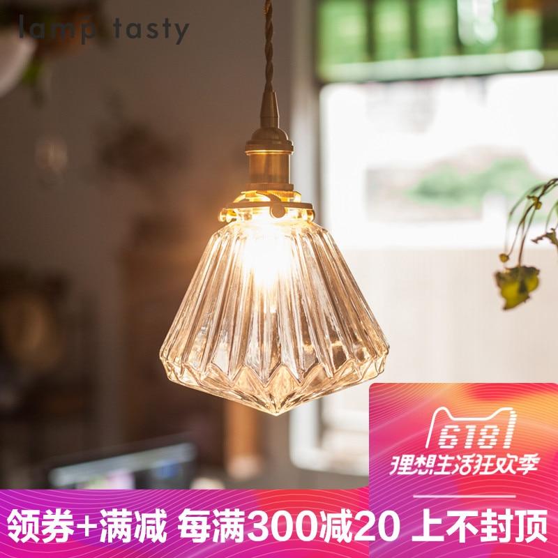 Işıklar ve Aydınlatma'ten Kolye ışıkları'de Modern basit renkli cam kolye ışık E27 4 renk led asılı lamba/droplight yemek bar restoran deco aydınlatma armatürü title=