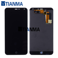 TIANMA For MEIZU M1 NOTE Display Tested Warranty 5 5 For MEIZU M1 NOTE LCD Display