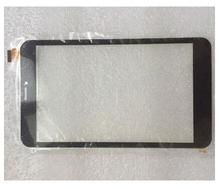 "10 Unids/lote Nuevo Para 7 ""pulgadas Irbis Tzart, Irbis Tzarts Tablet panel de pantalla táctil Digitalizador Del Sensor de Cristal de reemplazo Envío Gratis"
