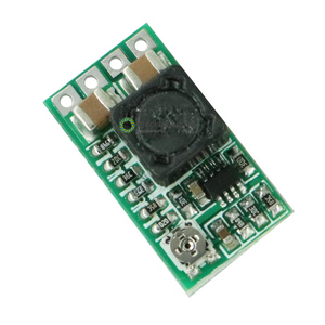 Image 2 - 5 pieces. mini dc dc 12 24 V to 5 V 3A voltage decreasing module for undervoltage power supply converter 1.8 to 2.5 to 3.3 V 5 t