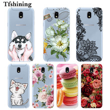 Tfshining For Samsung Galaxy J5 2017 J530F J530 EU Eurasian Version Case Silicone TPU Cover For Samsung J5 2017 SM-J530f Fundas цены онлайн