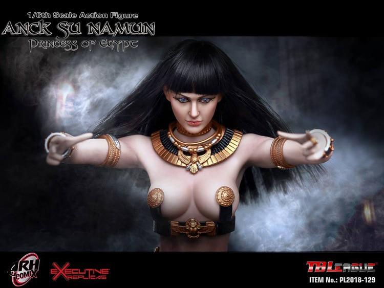 TBLeague PL2018 129 1 6th Scale Anck Su Namun princess of egypt Action Figure