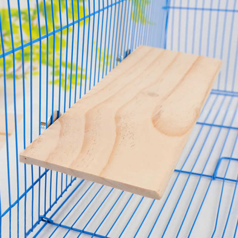 Misterolina Cockatiel Parrot Bird Perch Stand Platform Pet Birds Cage Hanging Toy House Small Pets Daily Accessories Supplies