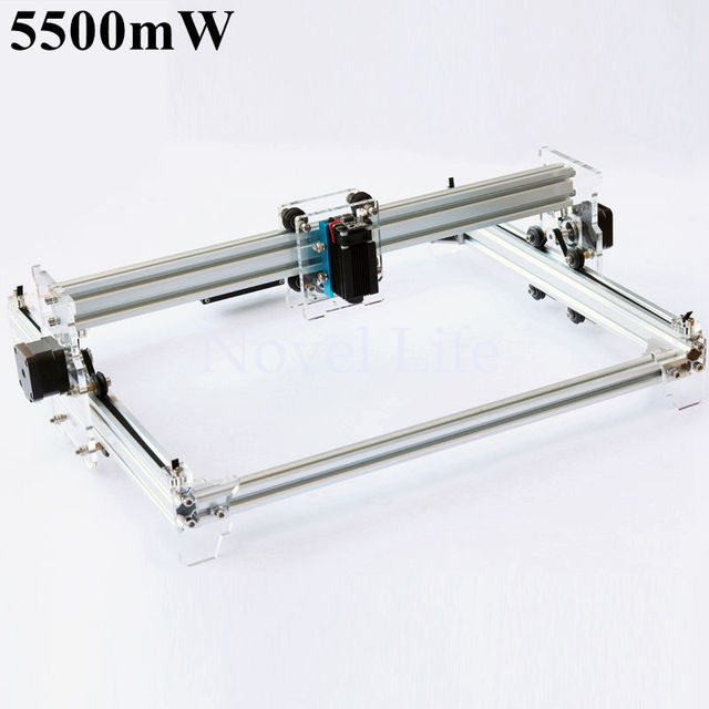 Benbox 450nmの5500メガワットdiyデスクトップミニレーザー彫刻彫刻機レーザーカッターメタルcnc画像ロゴプリンタ30 × 38センチ