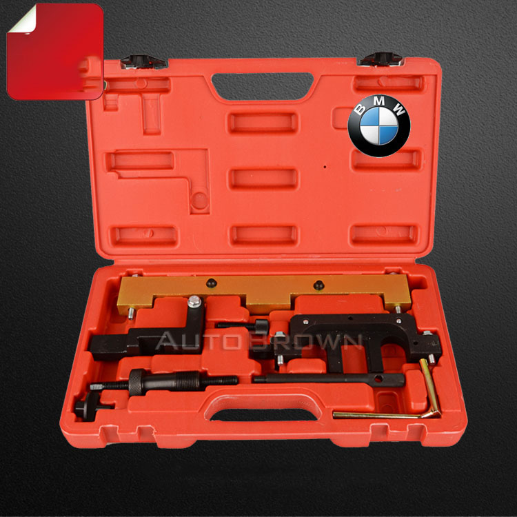 OBDResource New Arrival Professional Hand Tools Engine Timing Tool Set Kit for BMW N42 N46 46T 318 320 8Pcs/Lot