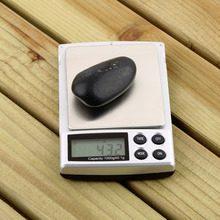 1KG 1000g 0.1g portable Digital Electronic Pocket jewerly Scale Precision Scale Standard Weight weighing New hot sale(China)