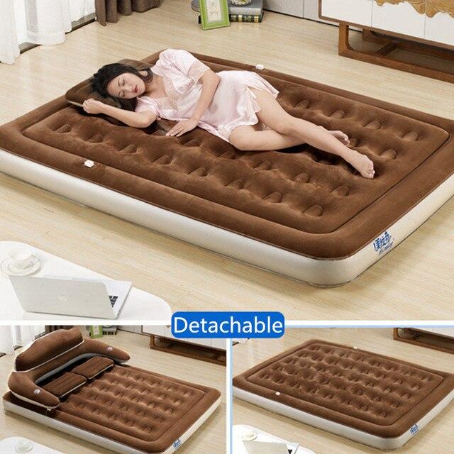 נייד מתנפח מיטת Muebles אהבת מין מיטות ספה עם חשמלי משאבת שינה ריהוט מתקפל כיסא Muebles Para Recamaras