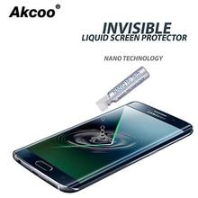 цена на Nano Liquid Glass Screen Protector Anti-Scratch/High Definition/Invisible Protectors For Galaxy Note 8 9 S8 S9 Plus S6 S7 Edge