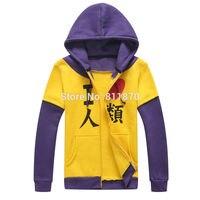 NO GAME NO LIFE Cosplay Sora Costume Unisex Cartoon Logo Thick Long Sleeved Hoodie Sportswear Hooded