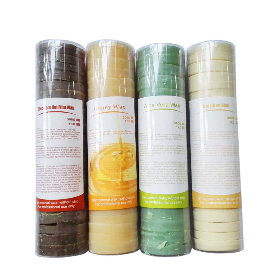 500G Depilatory Wax Brazilian Hard Wax Hairs