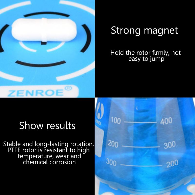 Agitação Liquidificador Máquina 0-2500r min Mini Velocidade Shaker