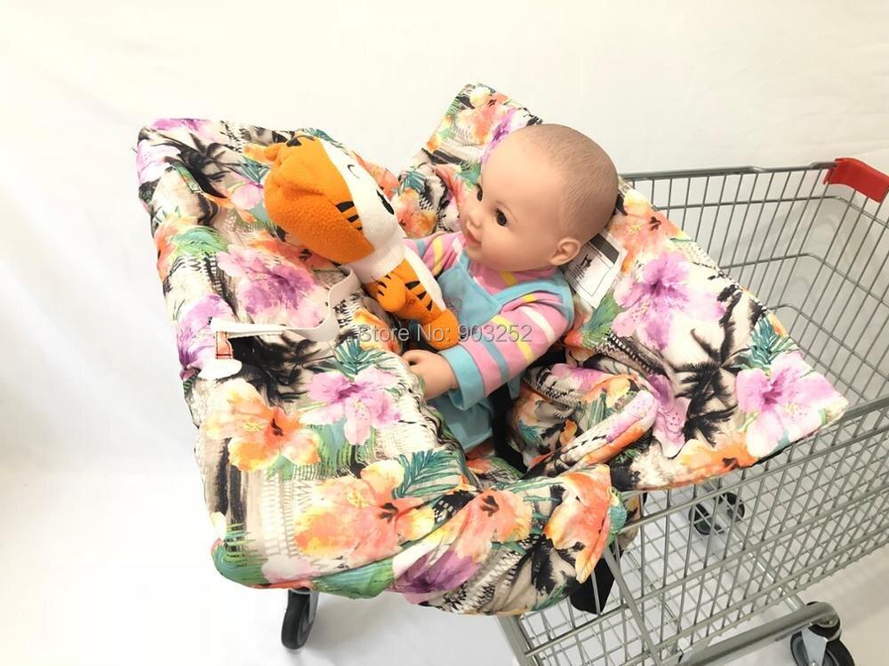 Чехол для детской тележки и стульчика в китайском стиле с чернильным рисунком для детской тележки