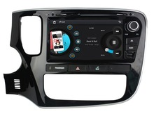 HD 2 din 8″ Car DVD Player for Mitsubishi Outlander 2015 With Radio GPS Bluetooth IPOD TV SWC USB AUX IN