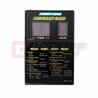 Hobbywing RC Program Card LED Program Box 2A 86020020 Programm Card For Platinum Series Brushless ESC