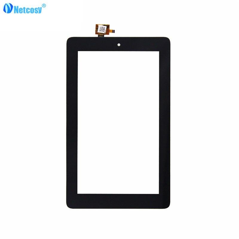 Netcosy для Amazon HD5 2015 Сенсорный экран планшета Панель запчастей для Amazon Kindle Fire 7 2015 HD5 HD 5 Tablet touch панель