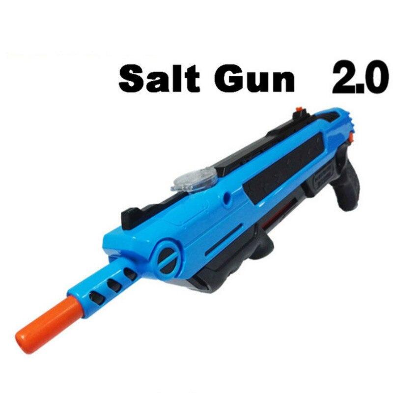 [Sel Voler Gun & Pepper Balles Blaster Airsoft Pour Bug Soufflette Moustique Modèle Jouet Sel Pistolet] Caméra bagStrap Sac Dropshipping