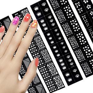 top 10 new fashion nail designs list