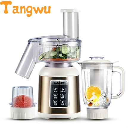 Free shipping Arrange machine household multifunctional fruit mixer special offer authentic free shipping arrange machine multi function baby assist food mixer household electric squeezed fruit