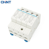 NU6 II/F 40kA/460V 4P Surge Arrester Protect electric system electrical apparatus thunder instantaneous