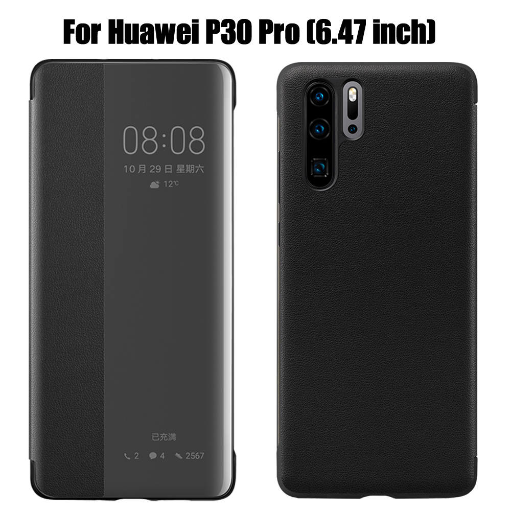 Leather Flip Cover for Huawei P30 Pro P20 Mate 20 Lite X 10 P10 Plus Mate20 Mate10 P 30 P30pro P20pro 20pro Mate20pro 7