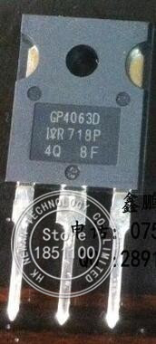 Free Shipping 10Pcs IRGP4063D GP4063D GP4063 AUGP4063D TO-247 48A 600V Power IGBT