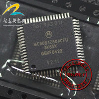 Microcontroladores MC908AZ60ACFU 3K85K de 8 bits  MCU 64KFLASH con QFP 64 EEPROM de 2 K  envío gratis|eeprom|mcu|microcontroller -