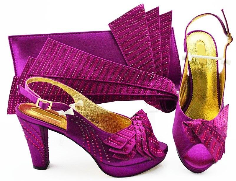 Mit Frauen teal Schuhe Set Pumpen Kleid Strass silver Blue Tasche Suchen Afrikanische Gold Mm1084 Handtasche Für fuchsia Und purple royal pink d magenta Spiel Nizza Rosa qg0vwYE