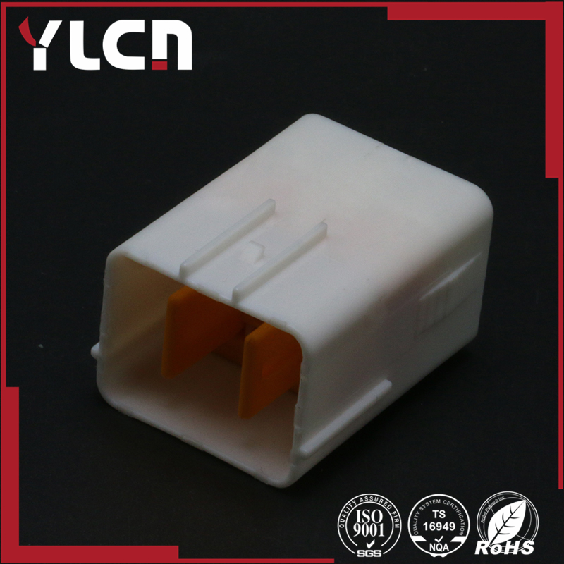 High quality <font><b>12</b></font> <font><b>Pin</b></font> <font><b>Cable</b></font> Waterproof Automotive Connectors with Housing Plug for 6195-0152 image