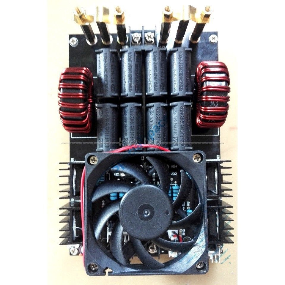Tracking number 1000W 50A 1 kw ZVS Induction Heating Machine Product Voltage 12 v ~ 40 v 36v 24v High Frequency power supply zvs high frequency induction heating 1800w high frequency machine without tap zvs