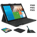Perfect match Original Bluetooth Keyboard Case For Samsung Galaxy NOTE TAB PRO P900 P901 P905 12.2'' Protective Holster Cover