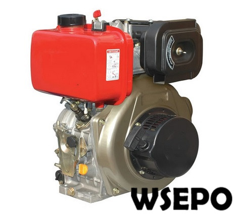 US $245 0 |Factory Direct Supply! WSE 170F 4HP 211CC Diret Injection air  cooled small diesel engine for Generator/Water Pump/Farm tiller-in  Generator