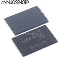 100 قطعة/الوحدة K9GAG08U0E K9GAG08UOE K9GAG08UOE SCBO K9GAG08UOE SCB0 K9GAG08U0E SCB0 K9GAG08U0E SCBO TSOP TSOP 48 IC أفضل جودة.