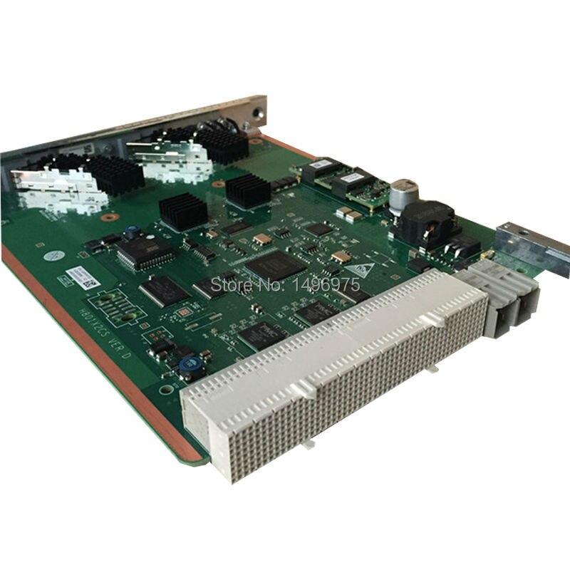 Оригинальный Хуа Вэй x2cs 10 г EPON GPON доска восходящего волоконно оптический Связь оборудование для Huawei MA5680T, MA5683T OLT
