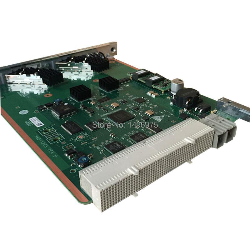 Original Hua wei X2CS 10G uplink board fiber optical Communication equipment for Huawei MA5680T ,MA5683T OLT