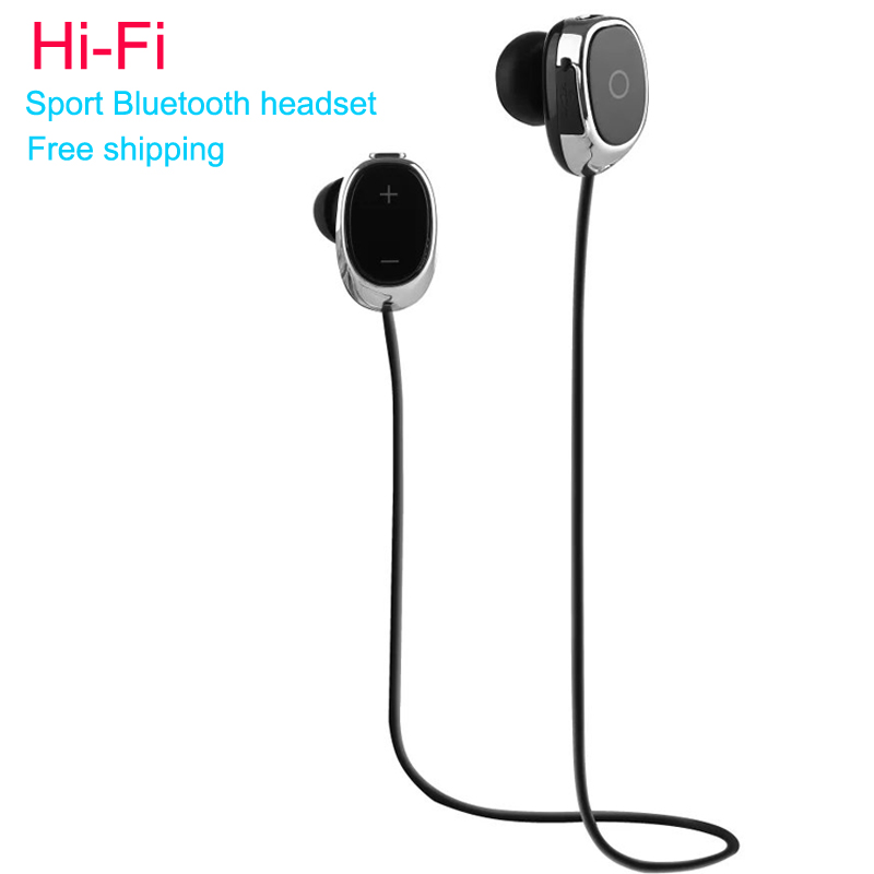 New stereo headphones headset Bluetooth S180 V4.1 Sports&Sweat-proof In-ear earbuds wireless earphones built-in Mic