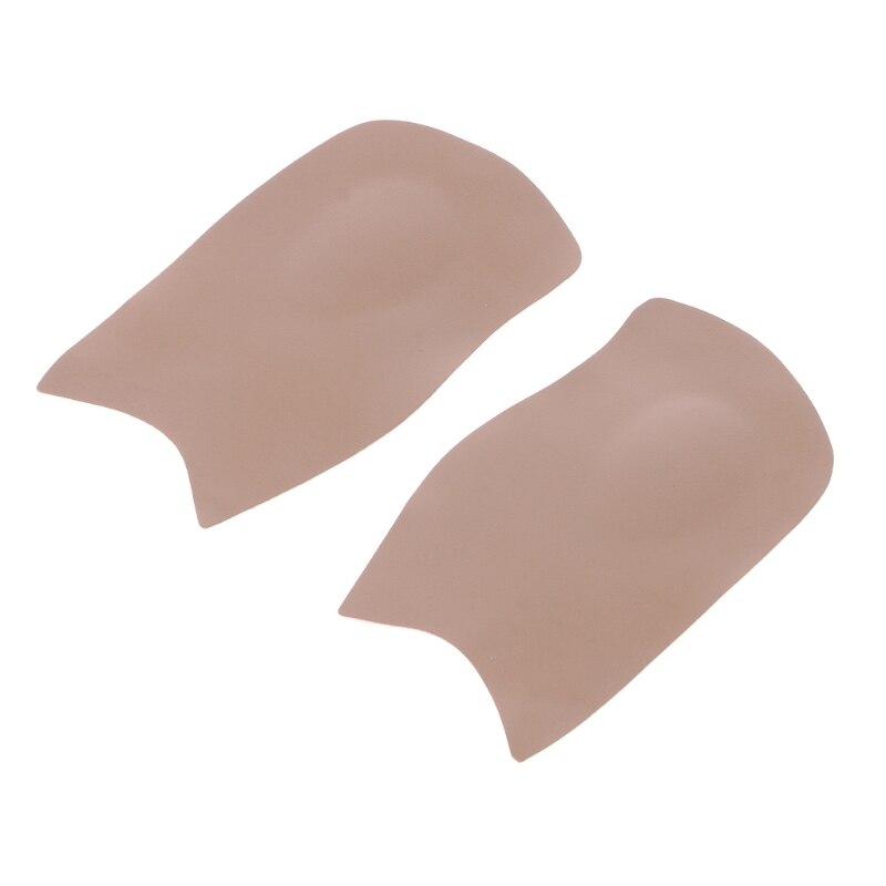 Eykosi арки Поддержка плоский силиконовый Средства ухода за кожей стоп ортопедические подушки обуви боли для Для мужчин Для женщин