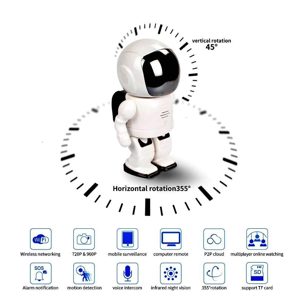 Moniteur de sommeil Portable bébé sans fil vidéo numérique 1080 P bébé sécurité téléphone IR 24 h Audio Vision nocturne bébé moniteur - 2