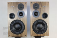 YH 8S 8 inch loudspeaker wood 2 unit HiVi D8.8 Bass Hivi C173 6 096E midrange CAT298 tweeter 2 way divider Sensitivity 88dB