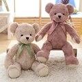 Kawaii 65cm Teddy Bear Stuffed Toys Ribbon Stuffed Animal Bear Plush Kawaii Plush Toys Soft Bedtime Sleep Doll Toy For Children