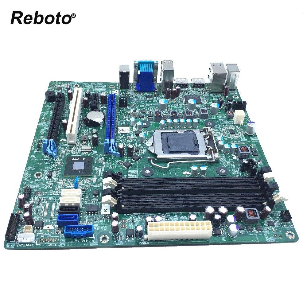 Reboto High quality Desktop Motherboard FOR DELL OPX 7010 LGA1155 CN 0KRC95 KRC95 GY6Y8 CD6TV W2F8G