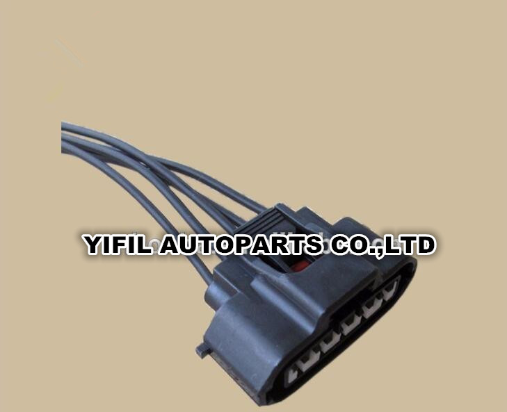 popular toyota wire harness buy cheap toyota wire harness lots 10pcs lot 90980 11317 mass air flow maf sensor connector plug pigtail wiring