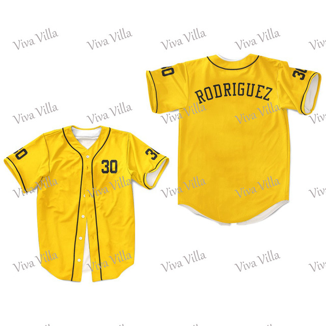 Rodriguez Jersey 30 Benny  The Sandlot   Rodrigue Baseball Jersey All Stitched  Men S-6XL Free Shipping dd1198a41