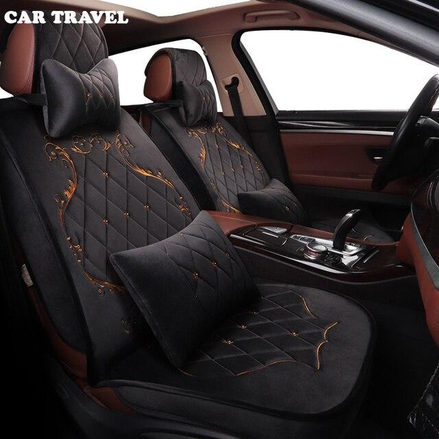 Faux Fur Car Seat Covers Set For Mazda 6 Mazda CX 5 Mazda CX