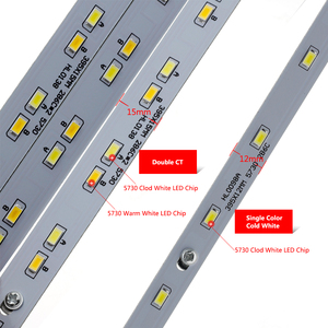 Image 5 - High Brightness 5730 LED Bar Lights LED Tube for Ceiling Lamp with good quality Power Driver AC220V only