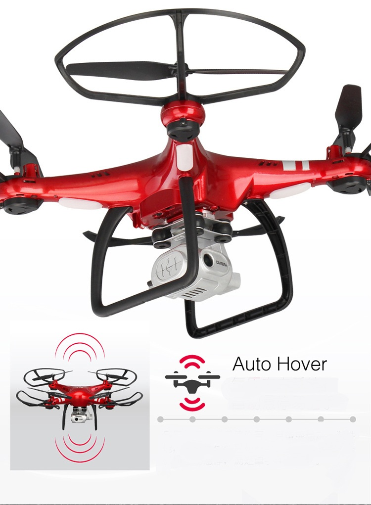 2019 plus récent XY4 RC Drone quadrirotor avec 2MP Wifi FPV caméra RC hélicoptère 20min temps de vol Drone professionnel pour enfants cadeaux - 3